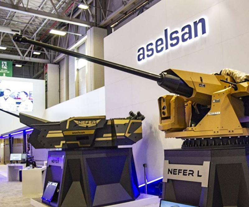 ASELSAN Showcases Innovative Capabilities at IDEF 2021