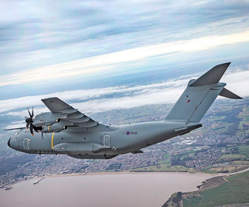 Airbus Highlights Space, Defence & Helicopters at DSEI