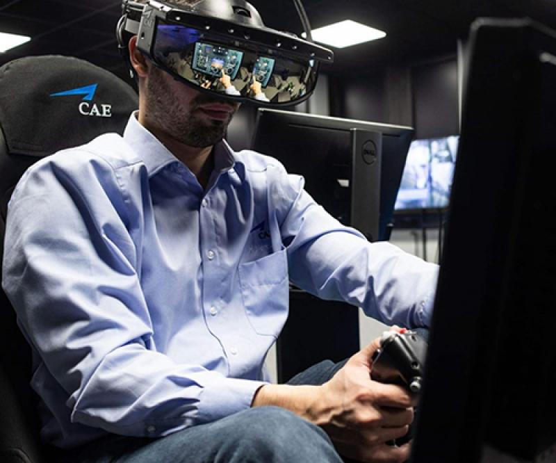 CAE to Invest C$1 Billion in Aviation Technologies of the Future
