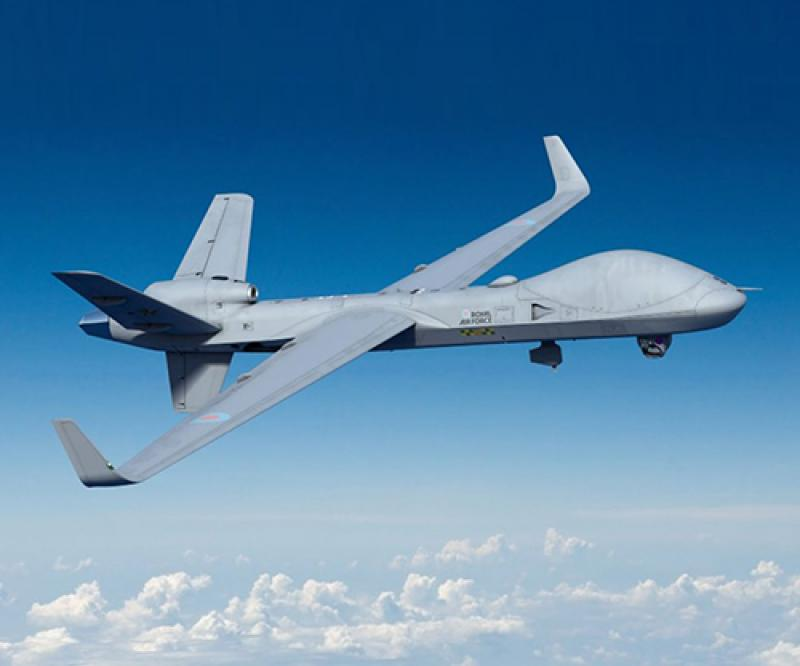 GA-ASI to Deliver 13 Additional Protector RPAS to UK MoD