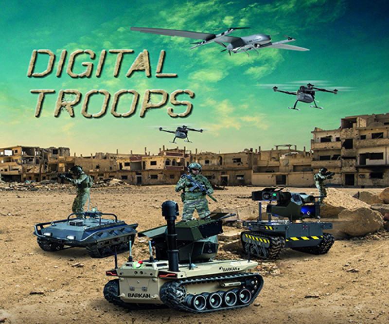 "HAVELSAN Presents ""Digital Troops"" at IDEF'21"