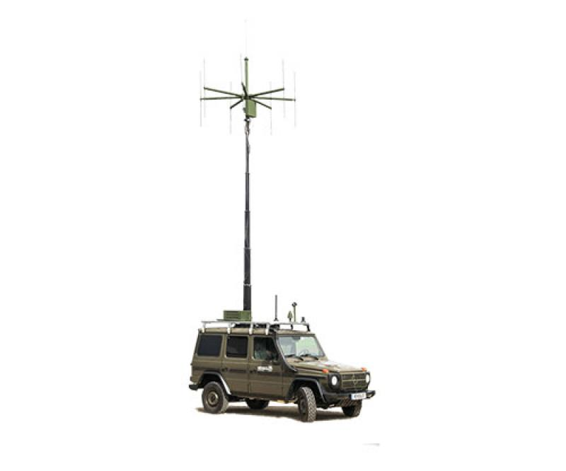 "HENSOLDT Presents its ""TwInvis"" Passive Radar"