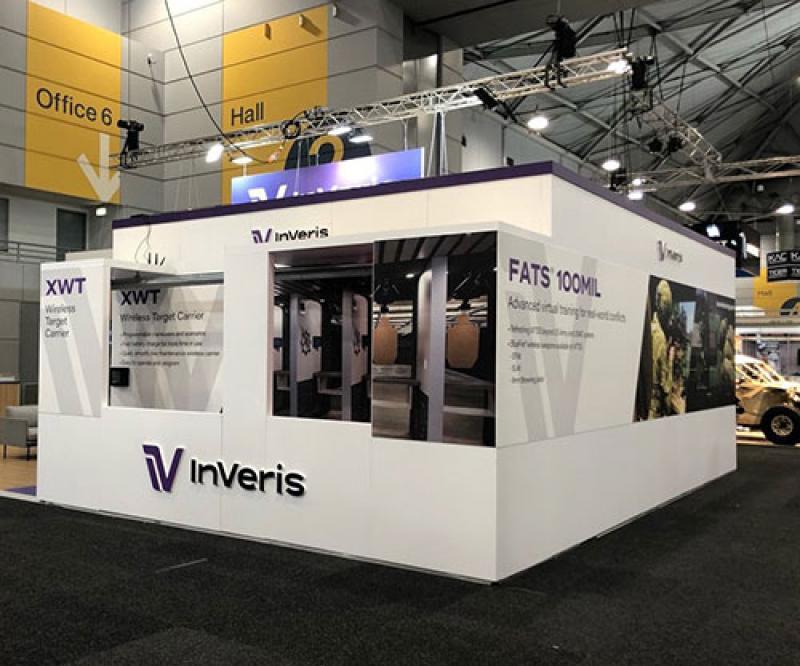 InVeris to Display Live-Fire Portfolio at NSSF Range-Retailer Business Expo