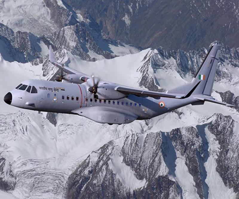 India Formalizes Acquisition of 56 Airbus C295 Aircraft