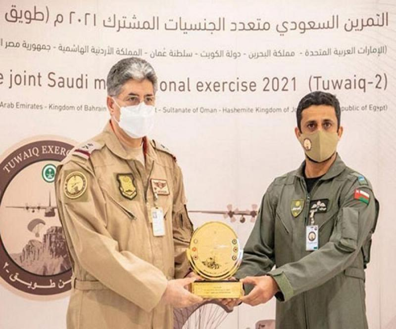 Joint, Mixed Air Exercise 'Tuwaiq 2' Concludes in Saudi Arabia