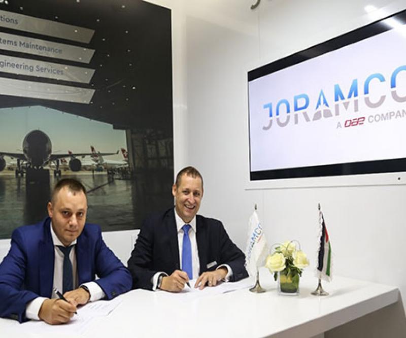 Joramco, VD Gulf Sign Framework Agreement for Cooperation