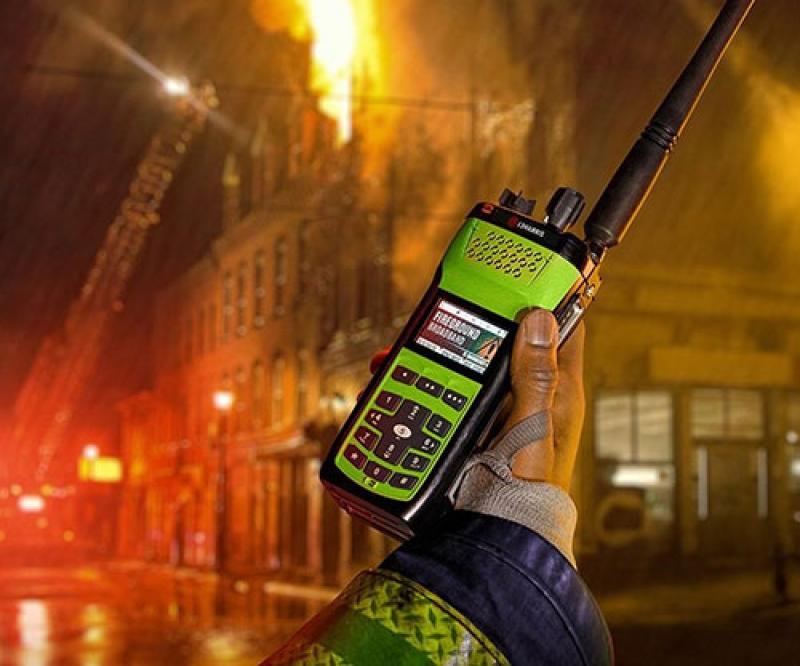 L3Harris Unveils XL Extreme™ 400P Emergency Responder Radio