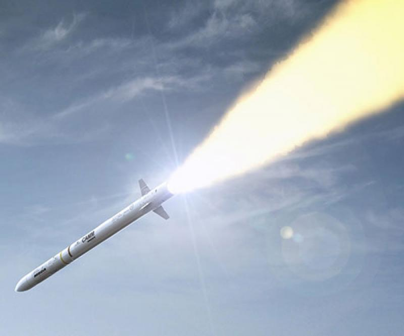 MBDA's CAMM to Enhance Air Defence Capability of UK Navy's Type 45 Destroyers