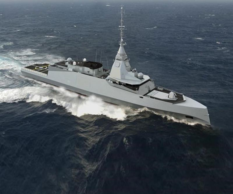 Naval Group Submits New Offer for Modernizing Hellenic Surface Fleet