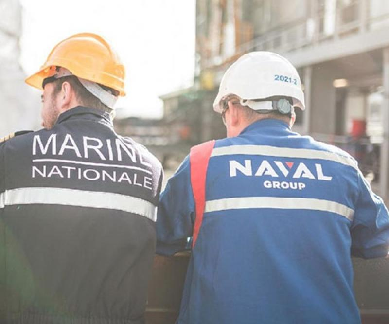 Naval Group Wins Design Contract for French Navy's Future Ocean Patrol Vessels