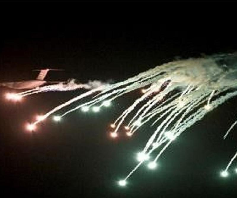 Northrop Grumman to Supply Infrared Countermeasure Flares to U.S. Air Force