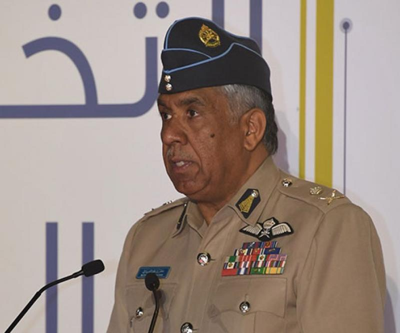 Oman's Military Technological College Holds Graduation Ceremony