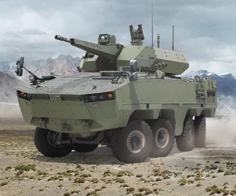 Otokar to Showcase Next-Generation Armored Vehicles at IDEF