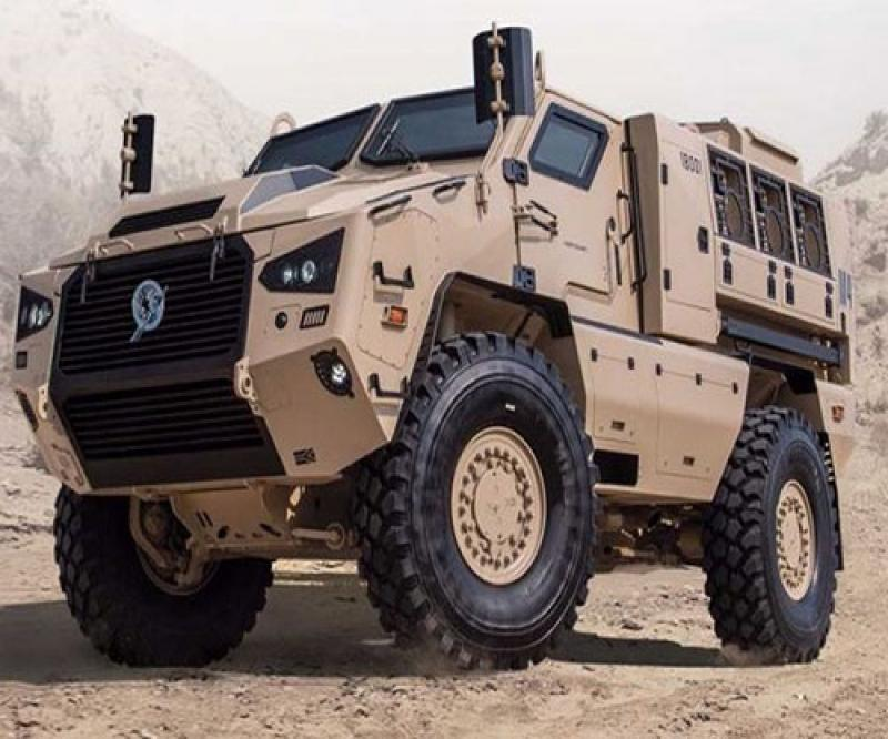 Paramount Group, Bharat Forge to Produce Protected Vehicles in India