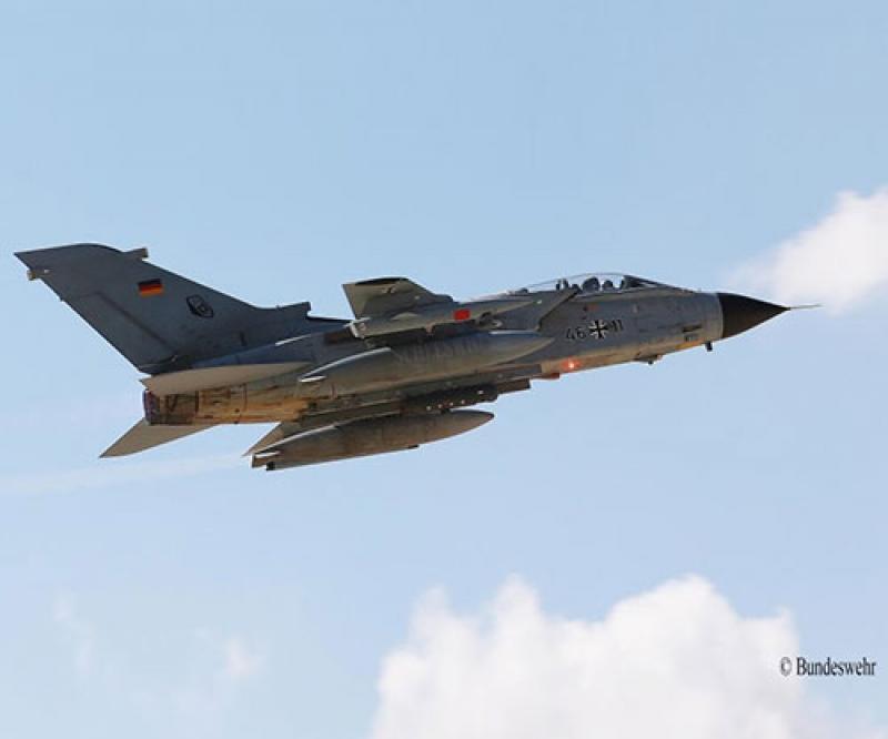 Saab to Upgrade German Tornados' Radar Warners