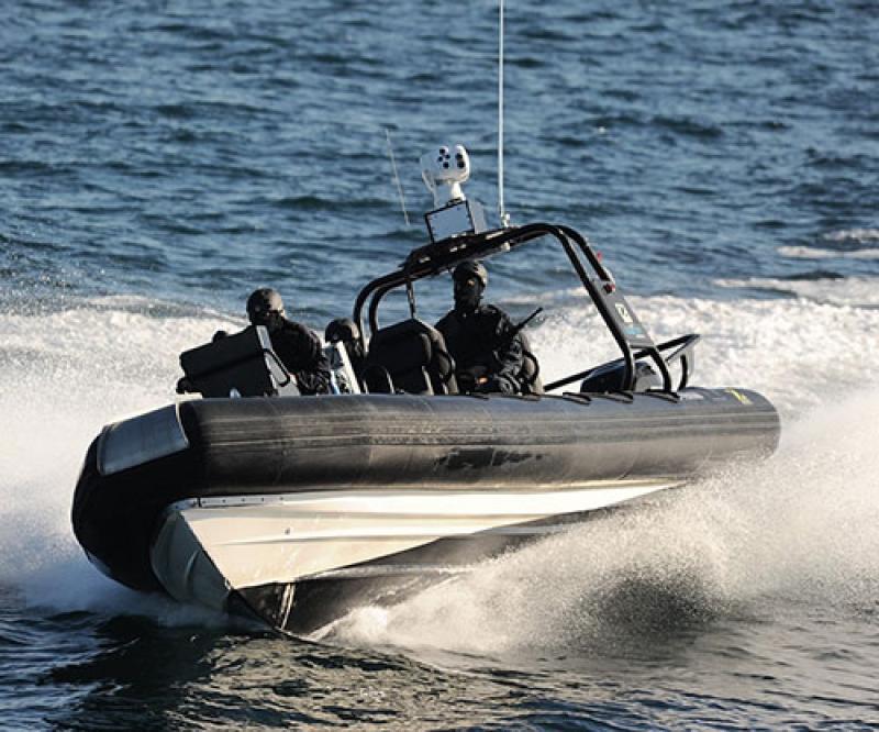 Safran Unveils Inertial Navigation System for Fast Rescue Craft & Amphibious Vehicles