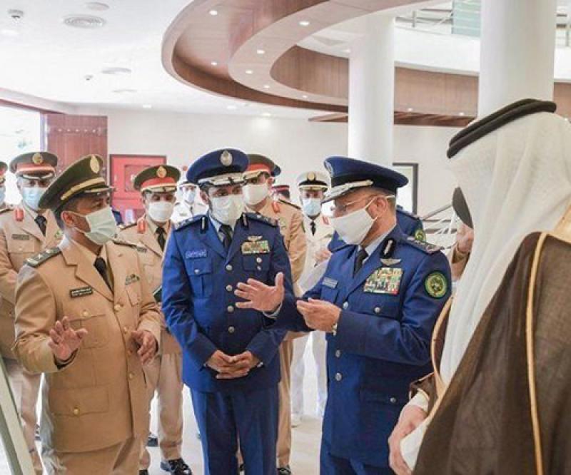 Saudi Chief of Staff Inaugurates New Military Attaché HQ in Pakistan