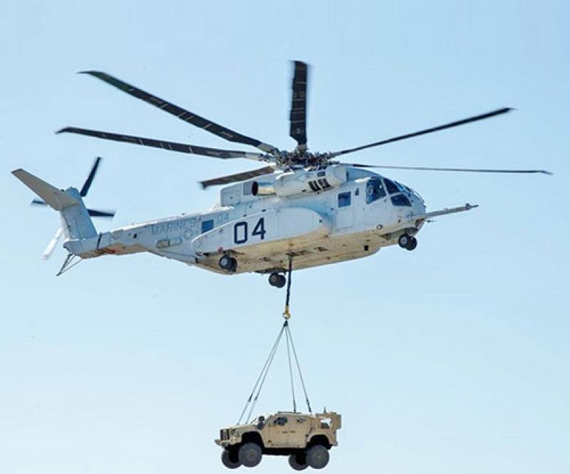 Sikorsky to Build 9 More CH-53K Heavy Lift Helicopters for U.S. Navy