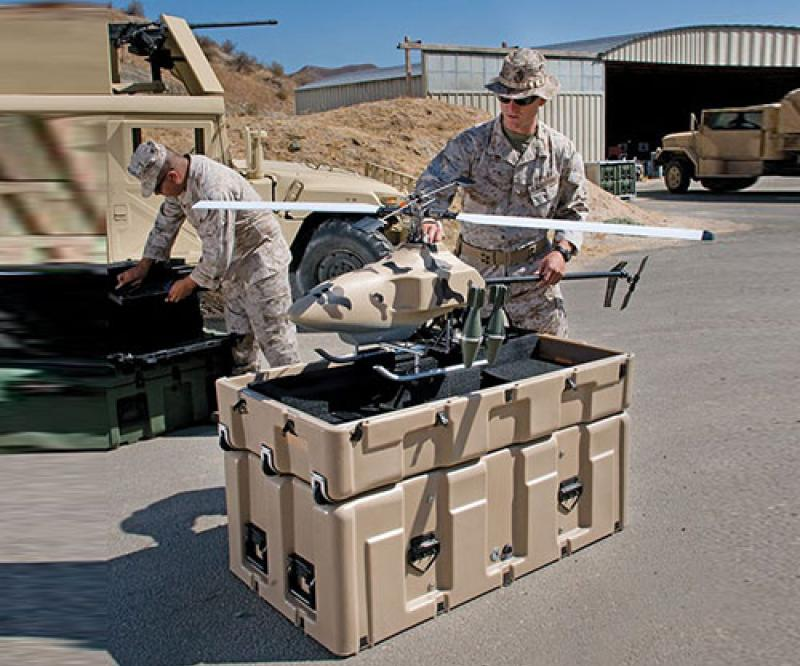 """Survey: """"Peli Cases Favored Solution to Protect Drones"""""""