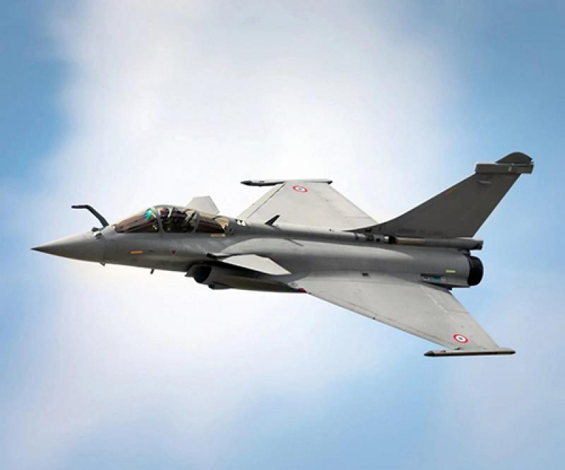 Thales to Provide New Avionics Equipment for French Rafale Jets