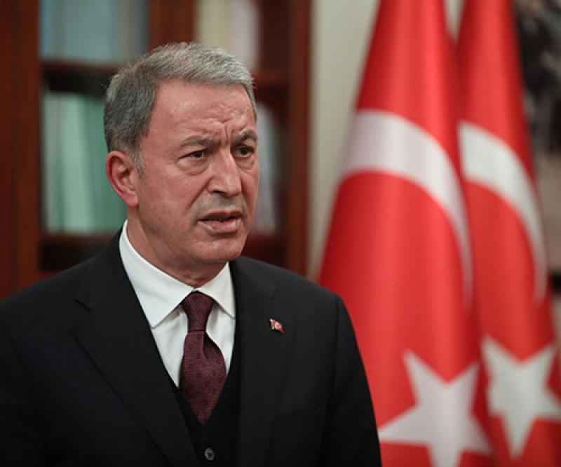 """Turkish Defense Minister: """"Relations with Egypt to Reach High Levels Soon"""""""