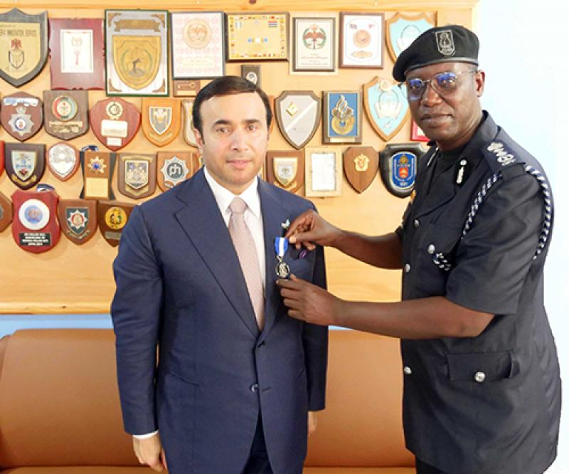 UAE to Strengthen Security, Police Ties with Gambia, Sierra Leone