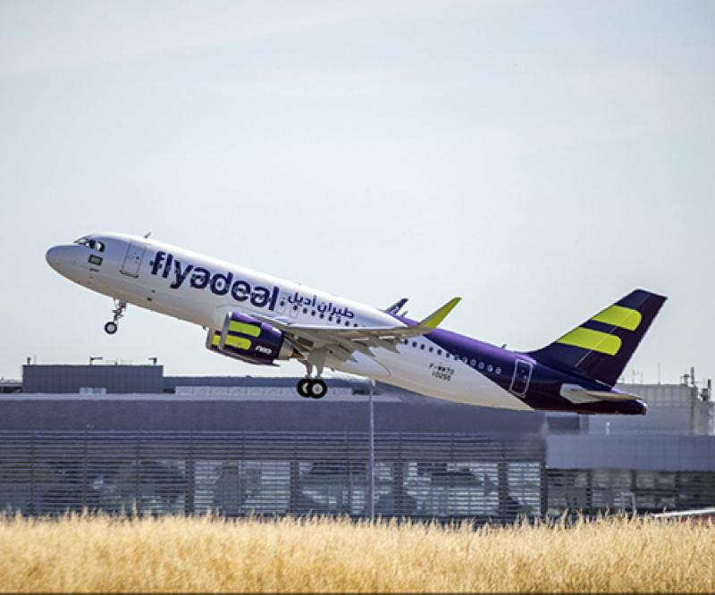 flyadeal Receives its First Airbus A320neo