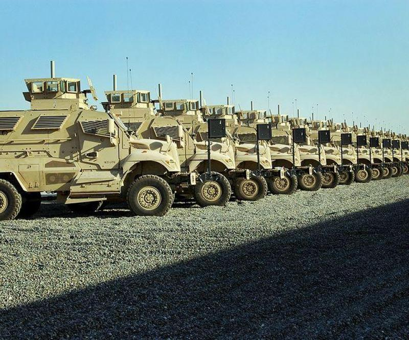 General Dynamics wins Egypt Abrams contract