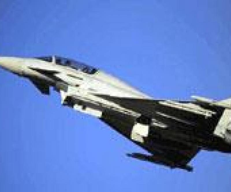 Eurofighter deal set to be signed