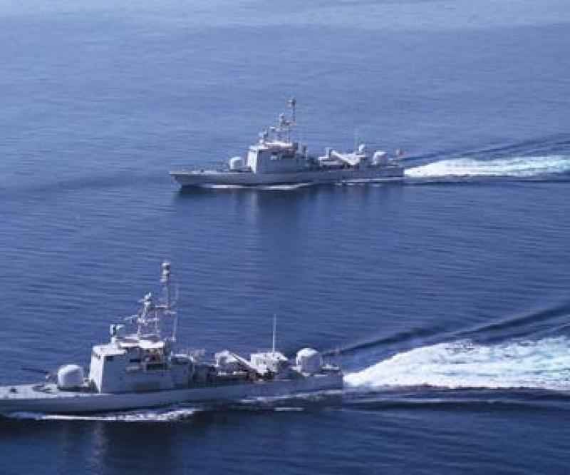 ADSB renovates Boats for Bahrain Coast Guard