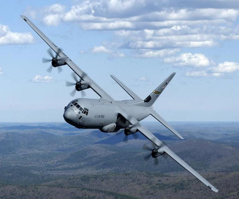 India Buys 6-12 C-130J-30 Hercules for Special Forces
