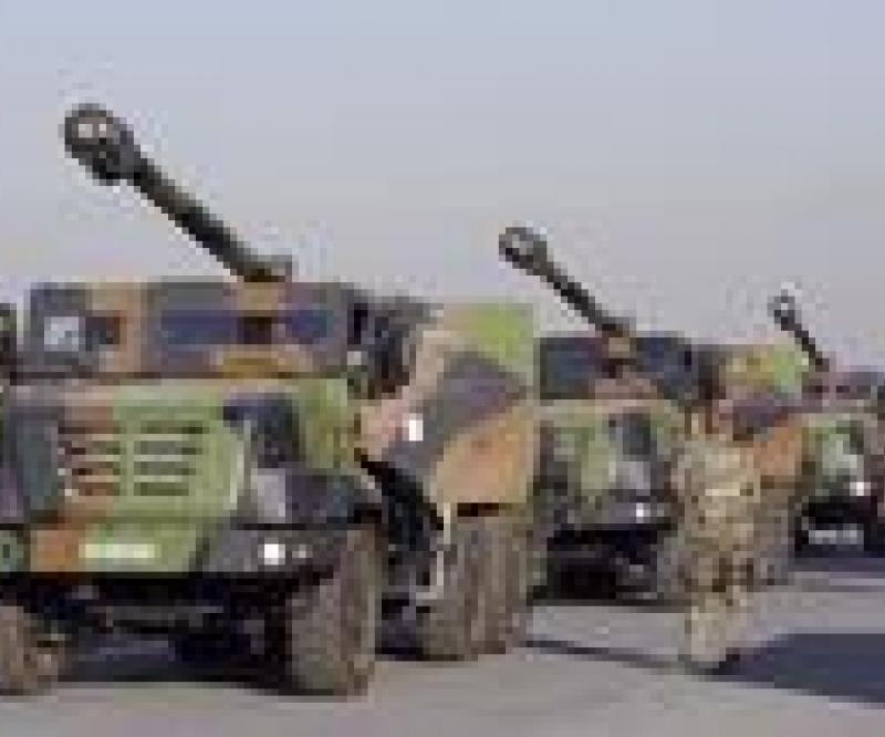 French Army accepts CAESARs in Afghanistan