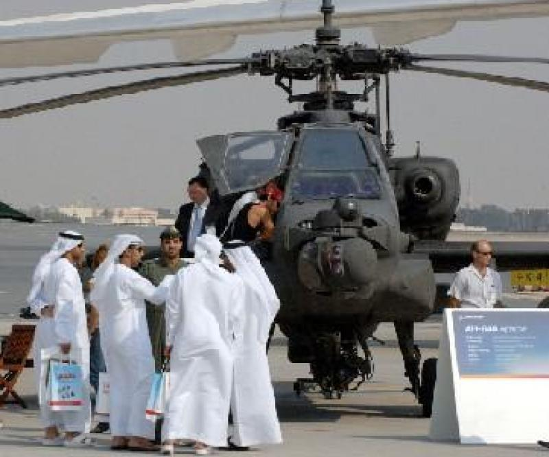 November'a DUBAI Airshow confirms over one third of exhibition dedicated to defence