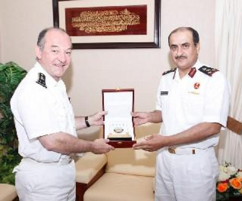 Doha 2nd International Maritime Defence Exhibition & Conference (DIMDEX 2010)