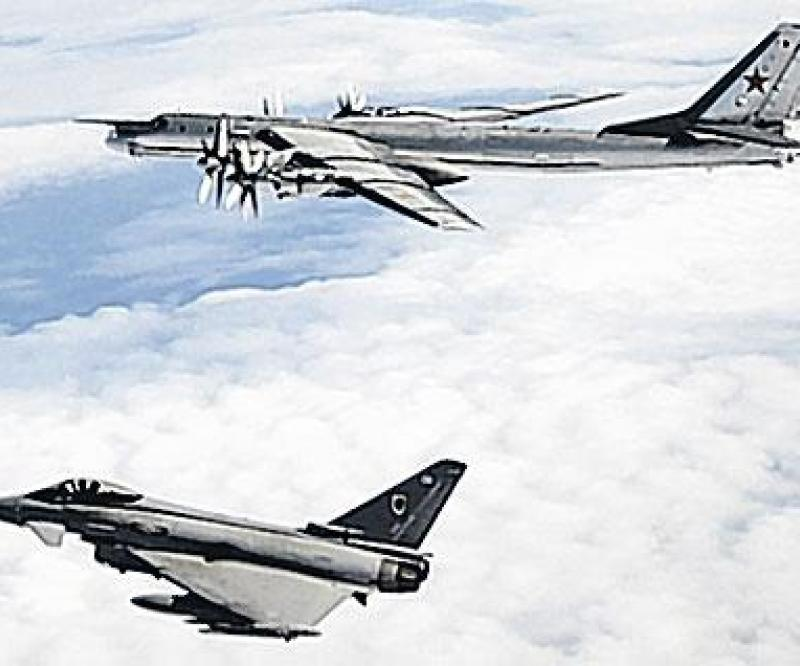 Dubai Airshow flying display to feature UK's RAF Typhoon