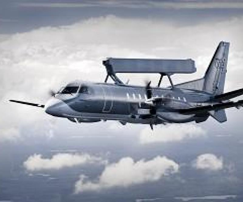 Saab Signs Contract With UAE for Airborne Surveillance System