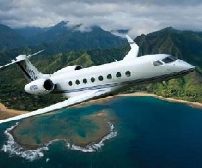 Thales takes Flight on the new Gulfstream G650