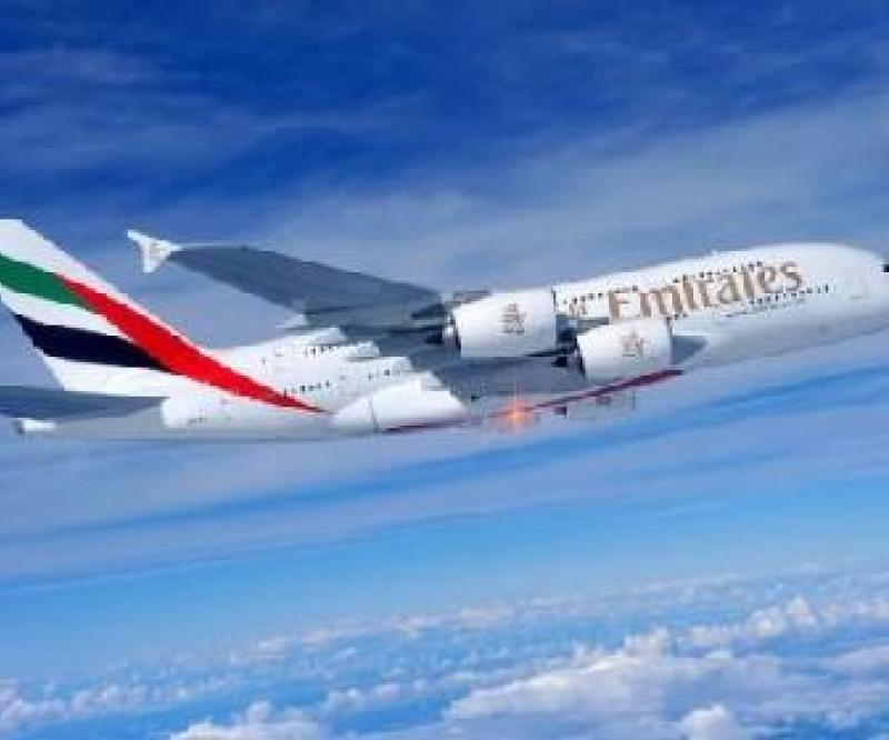 Emirates Takes Delivery of 6th A380