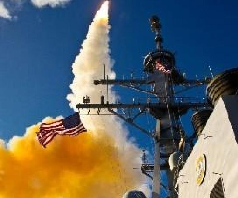 US to Test Missile against Iran-Style Strike