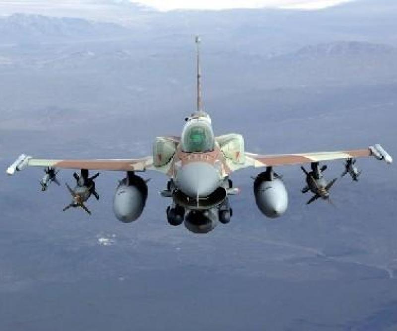 Lockheed Martin: 24 F-16's for Morocco