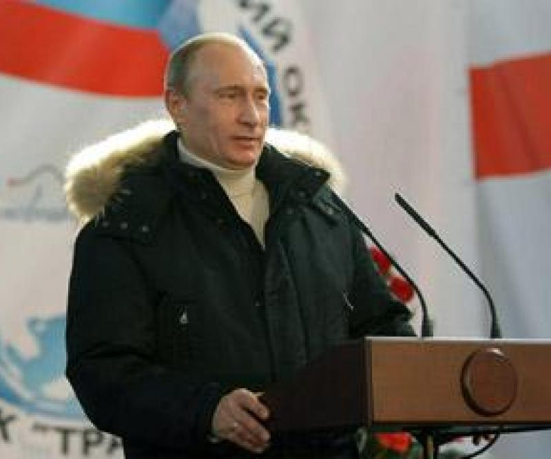 Putin: Russia Must Develop 'Offensive' Weapons