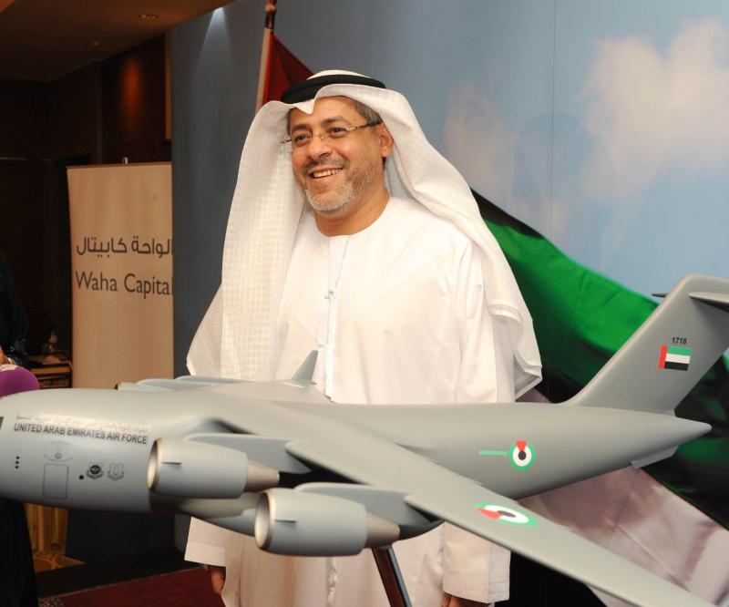Financing of 6.7 billion Dhs for U.A.E Armed Forces