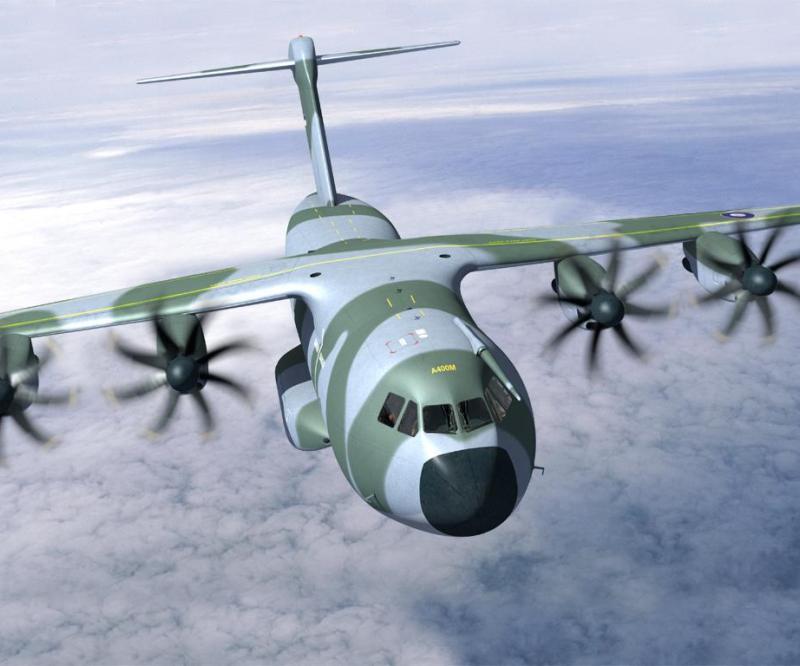 A400M Third Flight