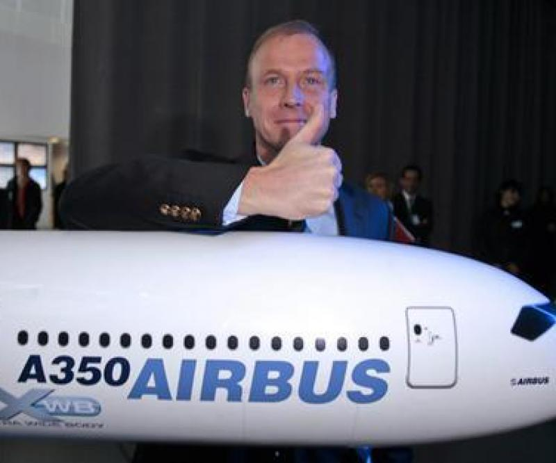 Airbus: Record Deliveries in 2009 but...