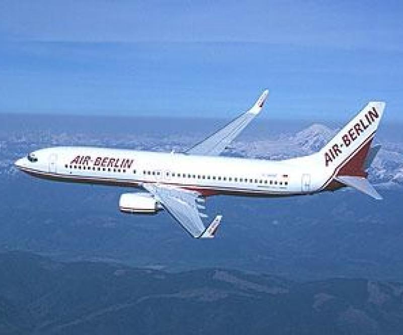 Mubadala: Air Berlin Engine Contract