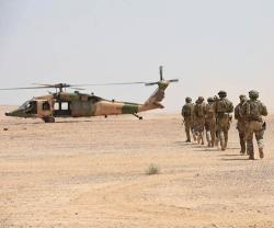 """Eager Lion 2019"" Military Drill Concludes in Jordan"