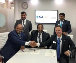 AAR, Tawazun, GAL Sign Joint Repair Management Deal