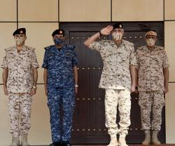 Bahrain's Chief-of-Staff Attends Ceremony at Royal Command, Staff & National Defence College