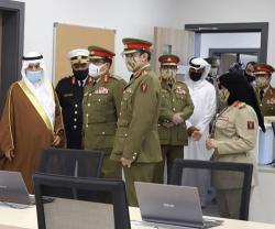 Bahrain's Commander-in-Chief Inaugurates New Medical College