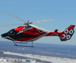 Bell's EDAT System to Enhance Noise & Safety in Helicopters